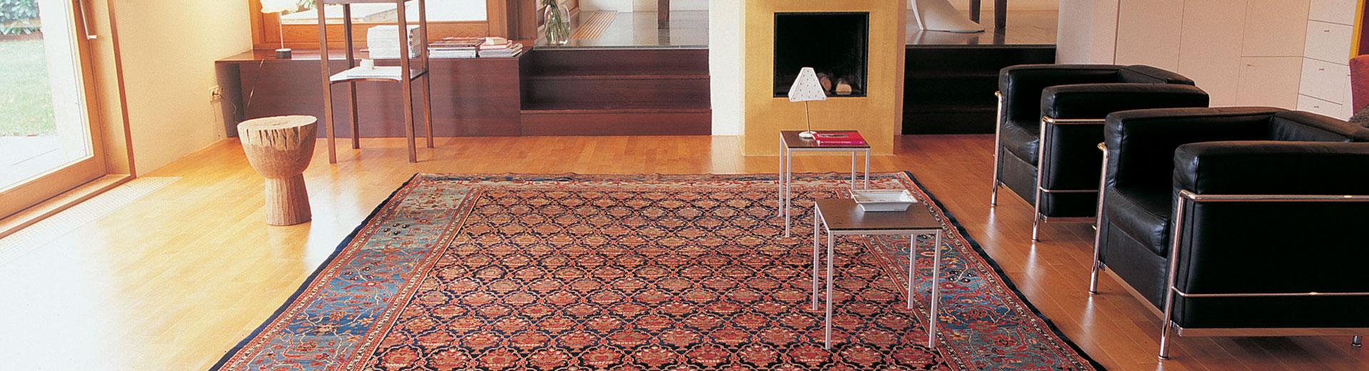 Antike Teppiche  Die Teppich Galerie